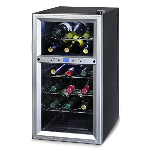 new air dual zone wine cooler - 8