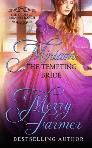 book cover of Miriam: The Tempting Bride