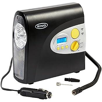 Amazon Com Ring Rac600 12v Digital Air Compressor With