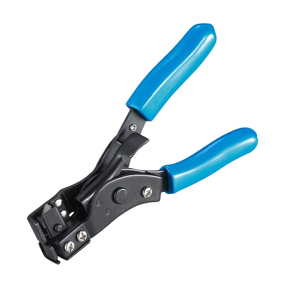 Bereite 2.4-12mm Baoblaze Kabelbinderzange Kabelbinderpistole Kabelbinderwerkzeug Edelstahl