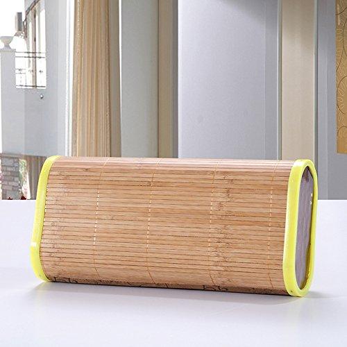 Pillow in the Summer, Health Pillow, Cool Bamboo Pillow , pure rattan hollow pillow , width 18 length 38 height 9cm (Rattan Pillow)