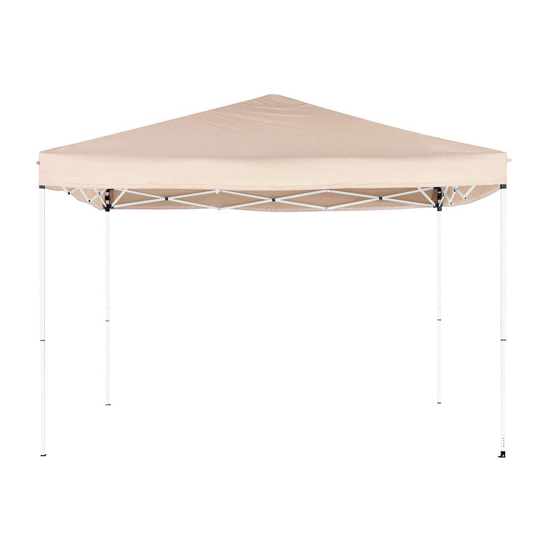 Amazon.com  Quictent 6.6x6.6 Ez Pop up Canopy with Netting Small Screen House Tent Mesh Side Wall Tan  Garden u0026 Outdoor  sc 1 st  Amazon.com & Amazon.com : Quictent 6.6x6.6 Ez Pop up Canopy with Netting Small ...