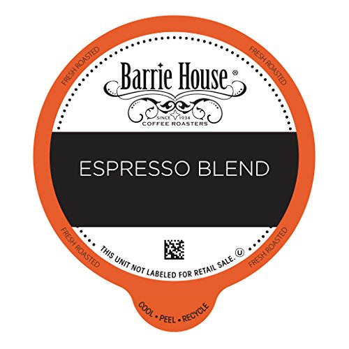 Barrie House Espresso Blend Value Pack Capsules 80 ct ()