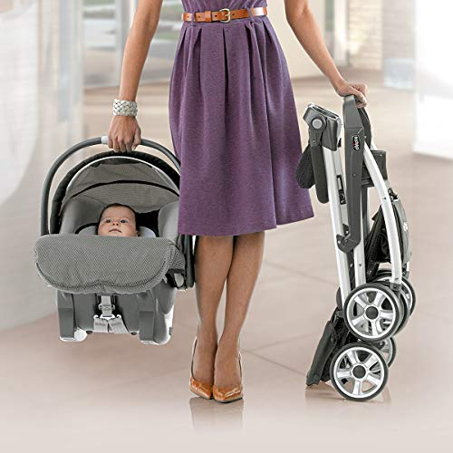 51QraLDpWFL - Chicco KeyFit Caddy Frame Stroller
