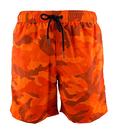 UPC 646130024723, TOMMY HILFIGER Men's Camo Swim Trunks-SO-L