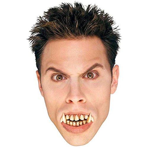 Rubies Costume Novelty Werewolf Teeth