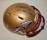 Karlos Williams Signed / Autographed Florida State Seminoles Mini Football Helmet