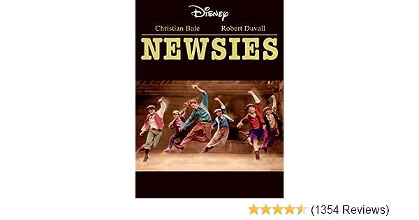Amazon com: Watch Newsies | Prime Video