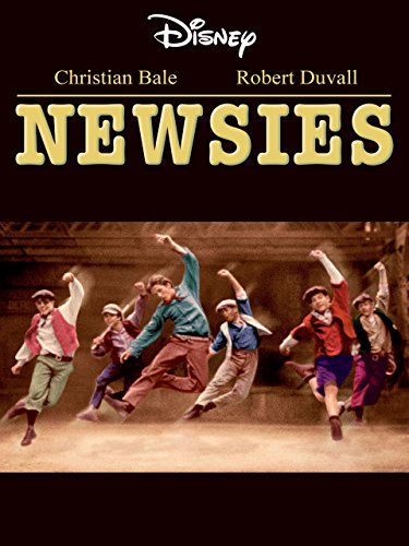 Newsies (Best Paint For Newspaper)