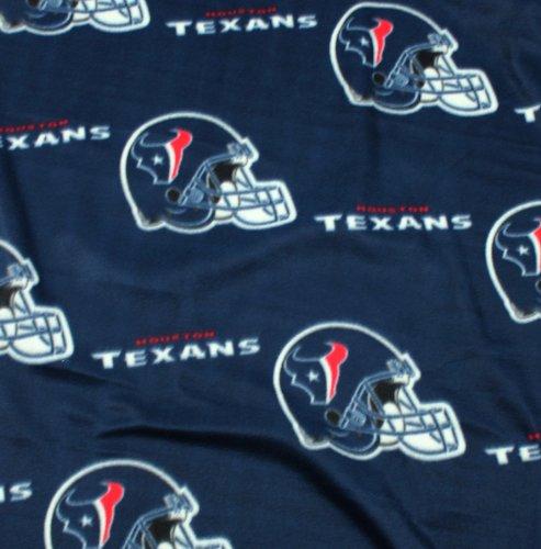 Houston Texans NFL Fleece Throw Blanket by Northwest