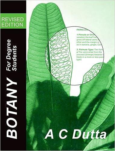 Objective Botany Book Pdf
