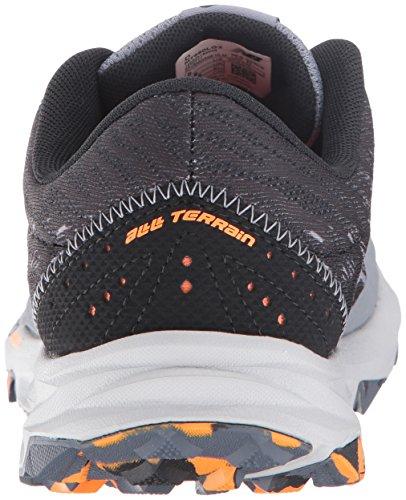 Men Running Gunmetal Thunder New Black Multicolor Grey 7 Metallic Black 690v2 Trail Shoes Silver D Balance US ApqR5q4H