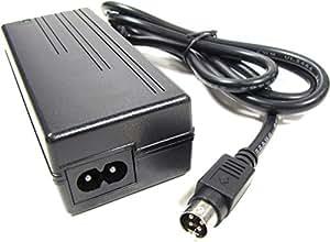 Cablematic - Fuente de alimentación de 5 VDC y 12 VDC a 2A de 4-pin