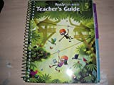 img - for ReadyGEN Teacher's Guide Unit 3 Grade 5 book / textbook / text book