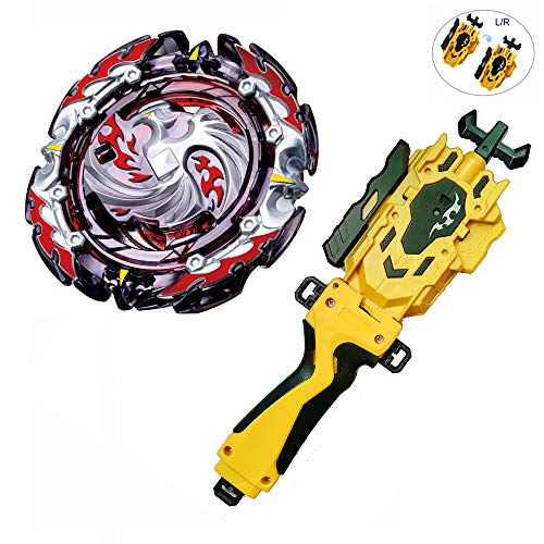 Kids Toy Battle Tops Bey Gyro Game B-131 Dead Phoenix  0  at Power Handle  Launcher Starter