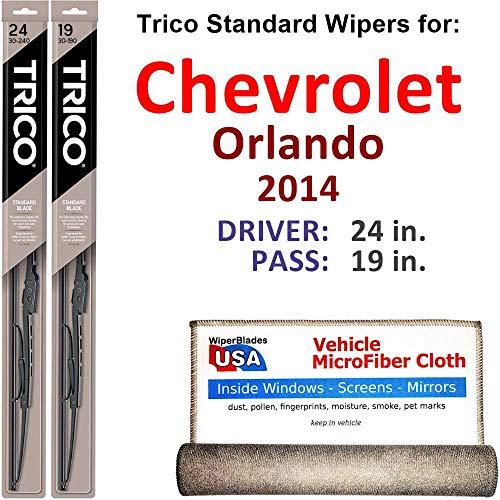 Driver Side Mirror Chevrolet Orlando, Chevrolet Orlando