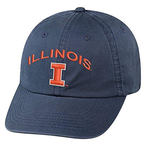Illinois Fighting Illini Apparel (Illinois Fighting Illini Hat Arch Navy)