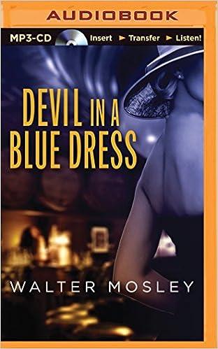 amazon com devil in a blue dress 9781480589858 walter mosley