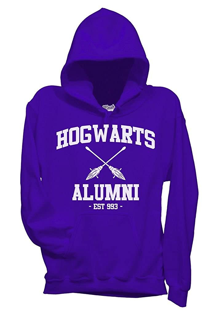 Felpa HOGWARTS ALUMNI HARRY POTTER - FILM by Mush Dress Your Style mushF-IT-1241-parent