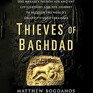 Thieves of Baghdad Audiobook
