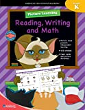 Picture Learning Reading, Writing, and Math for Grade K, School Specialty Publishing and Carson-Dellosa Publishing Staff, 076966590X