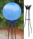 Achla Garden Celestial Solar Gazing Globe with Stand
