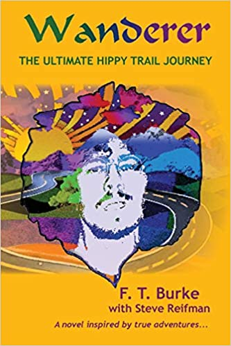 cover Wanderer: The Ultimate Hippy Trail Journey