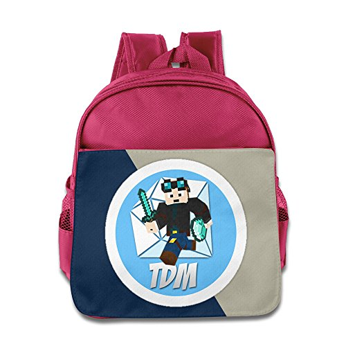 Kexiaos The Diamond Minecart DAN TDM Backpack School, used for sale  Delivered anywhere in USA