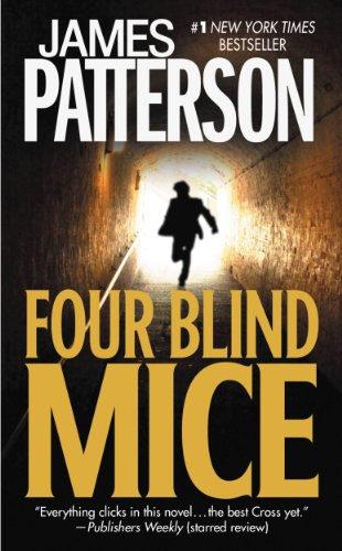 Four Blind Mice Alex Cross ebook