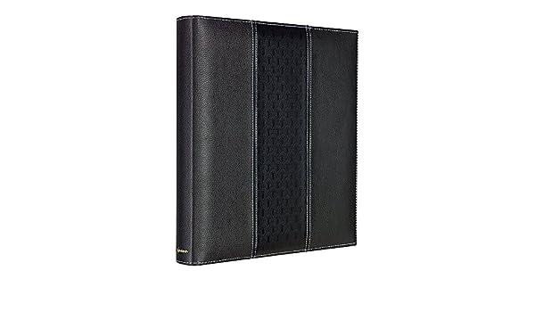 Valencia antideslizante-de 6 x 4,5 - álbum de fotos negro: Amazon.es: Oficina y papelería
