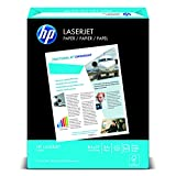 HP Printer Paper, LaserJet Copy Paper, 24lb, 8.5 x 11, Letter, 98 Bright - 1  Pack / 500 Sheets (112400R)