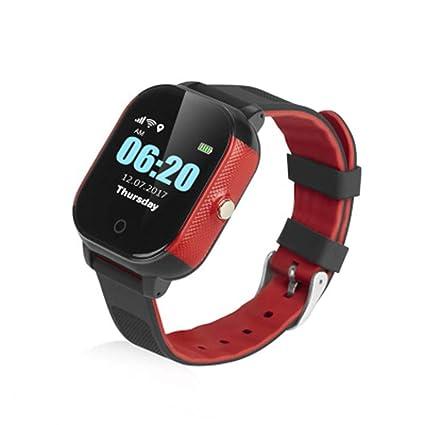 Amazon.com: Smart watch GPS Tracker Waterproof Children ...