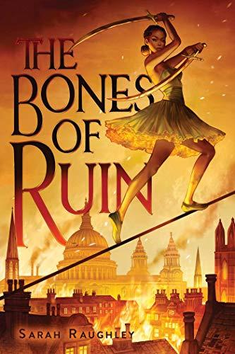 Book Cover: The Bones of Ruin