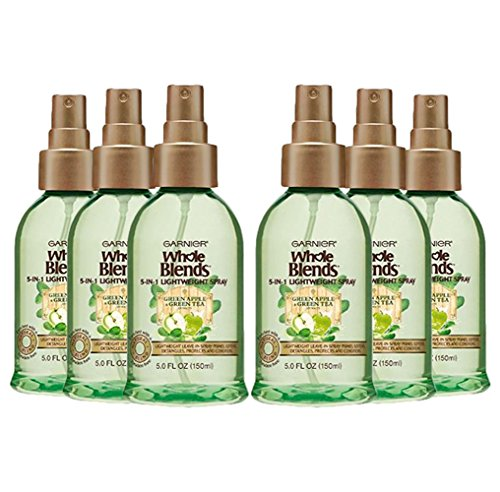 Garnier Whole Blends Green Apple & Green Tea 5 in 1 spray c