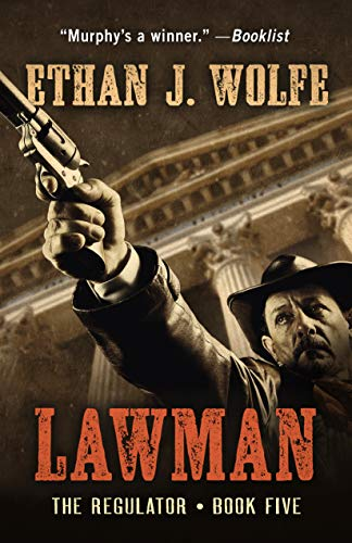 Book Cover: Lawman: A Murphy Western