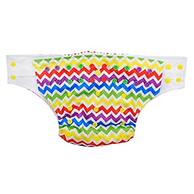ALVABABY Reusable Diaper Pail Liner for Cloth Diaper,Laundry,Kitchen Garbage Cans
