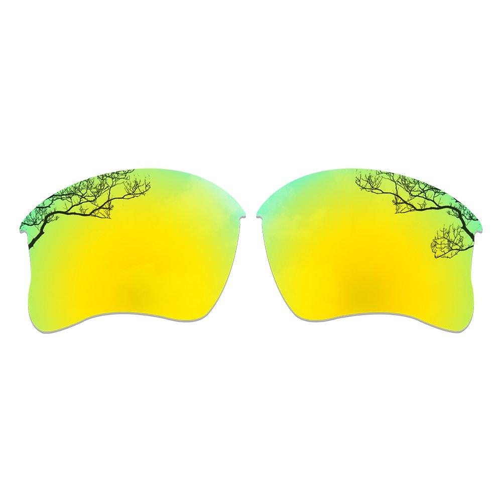 b41d763486d Amazon.com  Dynamix Polarized Replacement Lenses for Oakley Flak Jacket XLJ  - Multiple Options  Clothing