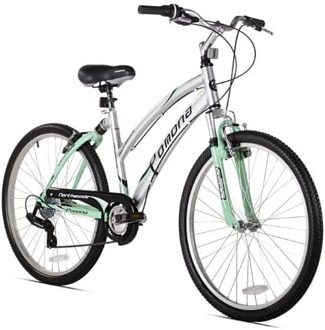 Northwoods Pomona Women's Dual Suspension Comfort Bike