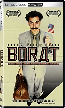43996179a0 Borat - Cultural Learnings of America for Make Benefit Glorious Nation of  Kazakhstan  UMD for