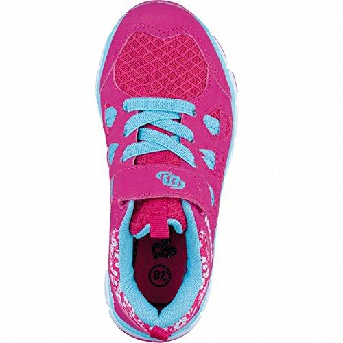 Bruetting Spiridon Fit Vs - Zapatillas de Running de Material Sintético Niños Rosa