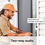 Wyze Video Doorbell (Chime Included), 1080p HD