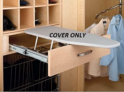 Charmant Ironing Boards, Replacement Cover For Closet Model, RSCIB 16CR, Silver