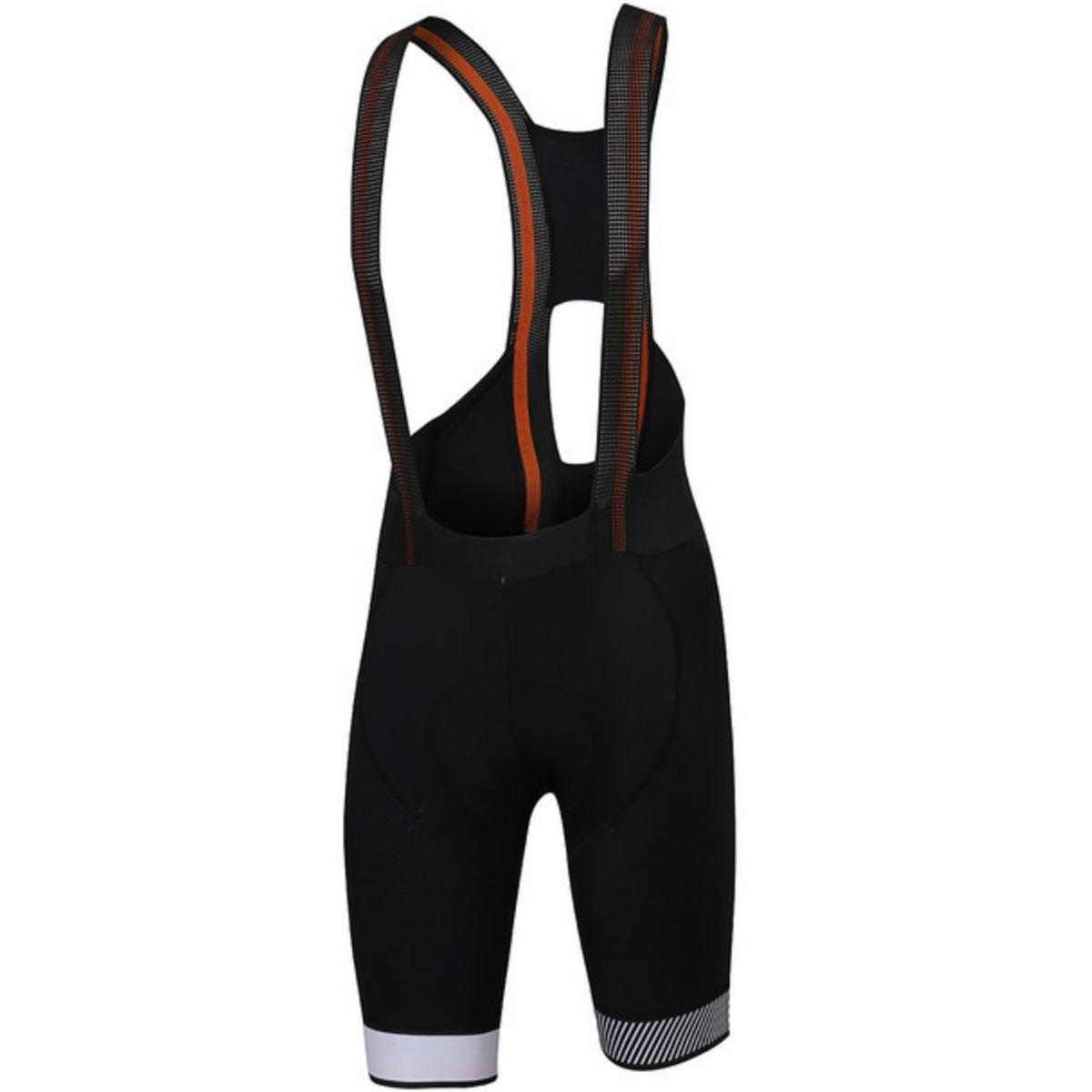 Sportful Bodyfit Pro LTD Bib Short – Men 's B07DGRJWWQ Small ブラック/ホワイト ブラック/ホワイト Small