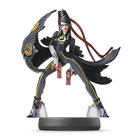 Nintendo Amiibo Beyonetta 2P Fighter (Smash Brothers series) Japan Import - Buy Anime Japan