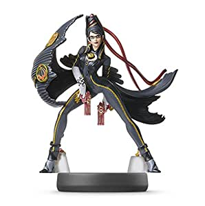Nintendo Amiibo Beyonetta 2P Fighter (Smash Brothers series) Japan Import [Nintendo 3DS]