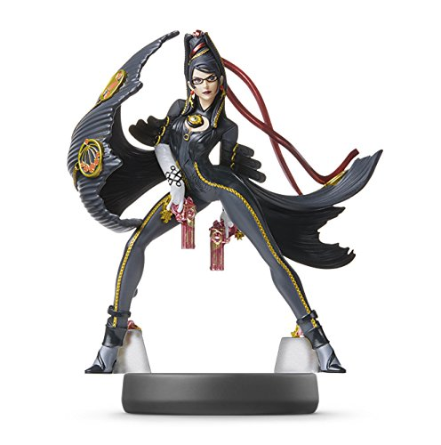 Nintendo Amiibo Beyonetta 2P Fighter (Smash Brothers series) Japan Import