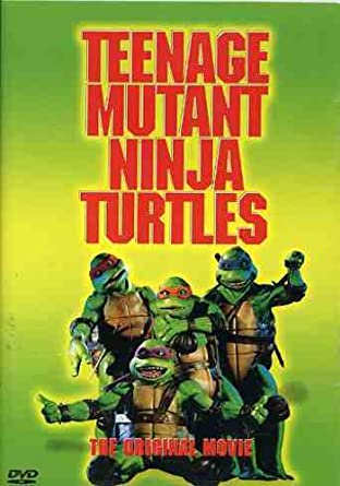 Teenage Mutant Ninja Turtles [Reino Unido] [DVD]: Amazon.es ...