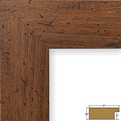 Craig Frames Picture Frame, 2-Inch Wide, Color and Finish Options