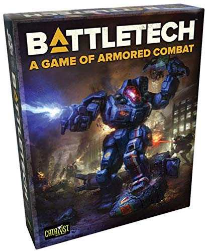 Battletech Game of Armored Combat by Catalyst Game (Image #1)