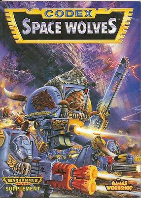 Warhammer 40, 000 Codex: Codex Space Wolves